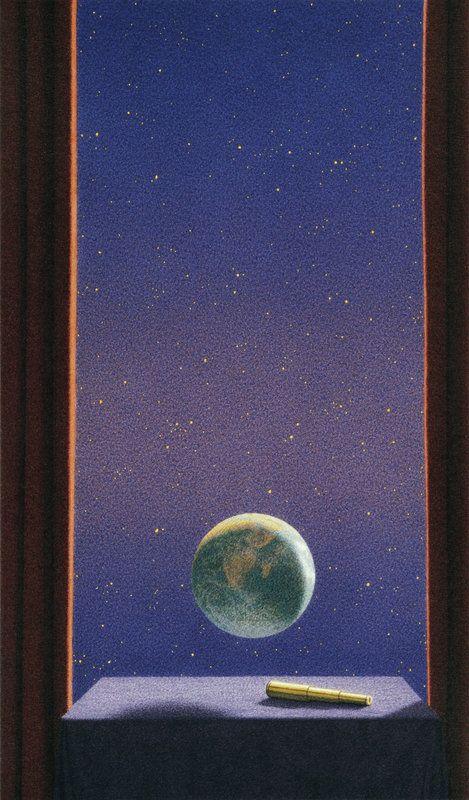 Sofies Welt (Sophie's World) - Quint Buchholz 1993