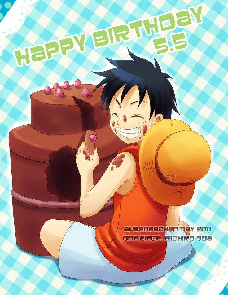 Birthday Calendar One Piece : Images about anime happy birthday on pinterest harry