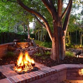 Deck Around Tree Design Ideas, Pictures, Remodel, and Decor - page 4