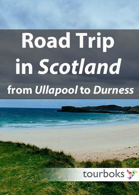 Whether you want to explore majestic mountains, rolling valleys, or atmospheric lochs, a drive through the Highlands of Scotland offers scenery as mysterious and diverse as it gets. This autumn we have jumped in our cars for a great Scottish road trip all over the country and here's one of the best, most scenic routes we've encountered: coastal road from Ullapool to Durness.