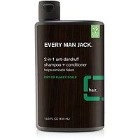 Every Man Jack 2-in1 Anti-Dandruff Shampoo + Conditioner