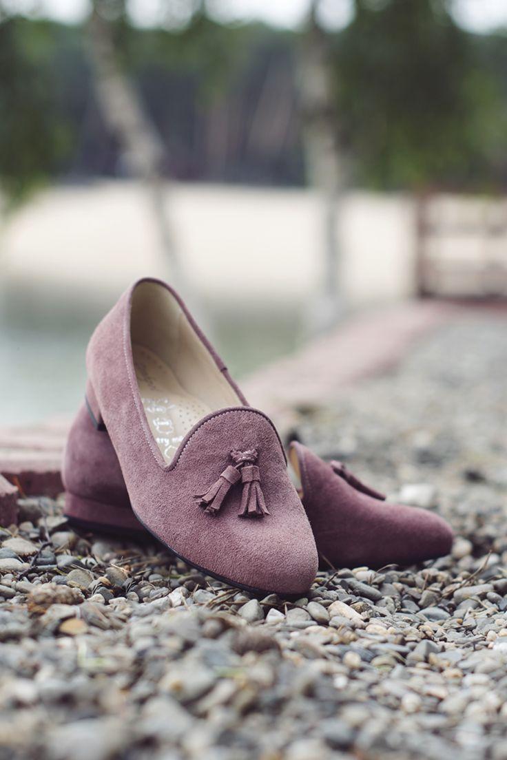 Polbuty Damskie Skorzane Brazowe Dress Shoes Men Loafers Men Oxford Shoes