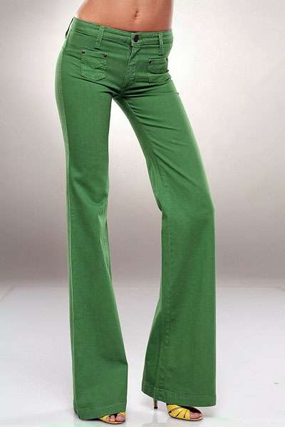 Bringing Back Flares - Ditto Jeans / Own and LOVE these