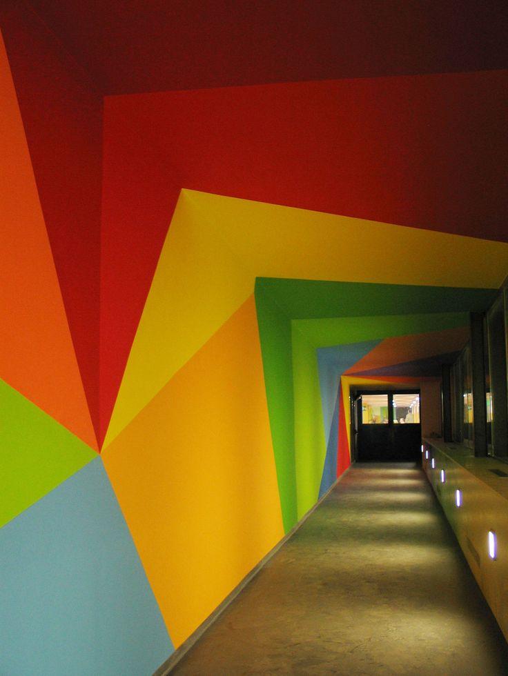 quattroassociati · Gymnasium and public facilities · Divisare