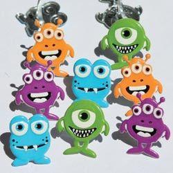Eyelet Outlet Brads - Monster