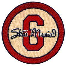 St. Louis Cardinals 2013 Stan Musial Memorial Alternate Jersey Sleeve Patch