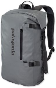 Patagonia Stormfront Roll Top Pack 30l Feather Grey