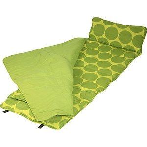 Wildkin Big Dots - Green Nap Mat