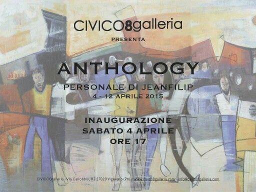 Esposizione personale, dal 4/05/2015 al 12/05/2015 presso civico8galleria a Vigevano in via Carrobio 8. Inaugurazione Sabato 4 ore 17...