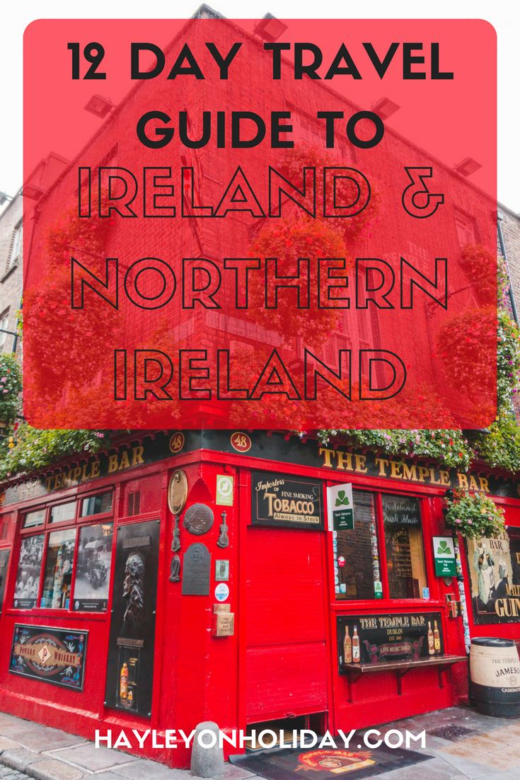 Click to read my 12 day Ireland and Northern Ireland itinerary. Find out where I went in Ireland, what I did and where I stayed on a budget. This itinerary is perfect for fellow solo travellers too! solo travel in Ireland | budget travel in Ireland | visit Ireland | visit Northern Ireland | Ireland travel tips | cheap hostels in Ireland