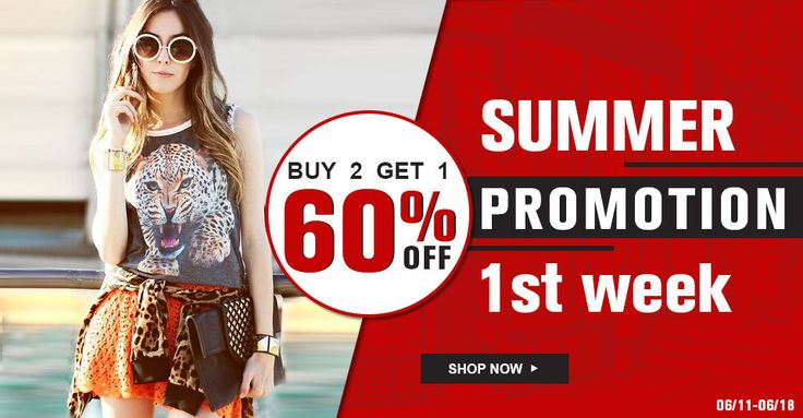 Summer Promotion-SheIn