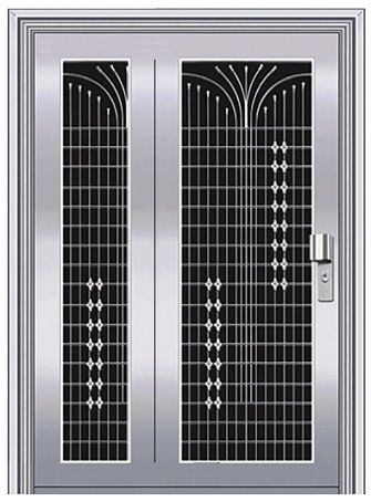 15 Strongest Safety Door Designs Catalogue In India Entrance