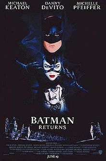 This Batman movie was a very good sequel!!! I wish Tim Burton would have continued to do the Batman movies.