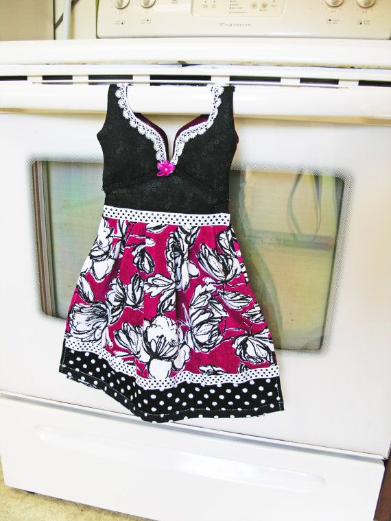 kitchen towel dress tea towel dress kitchen towels diy apron towel