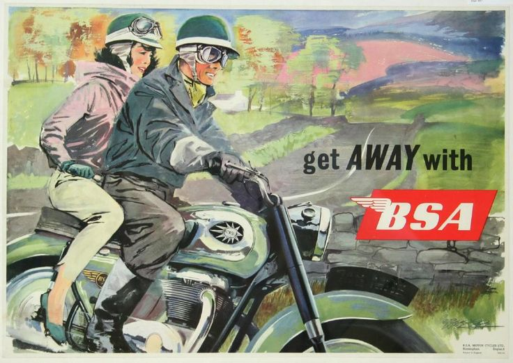 lets go back in time once more to look at the glorious ups and downs in BSA Motorcycles history before Mahindra got there.