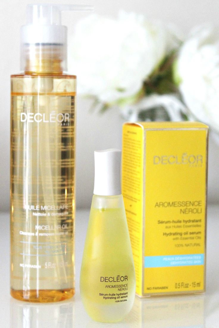 Decléor Skincare First Impressions // Beauty and the Chic