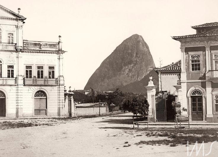 Georges Leuzinger - 1865 - Hotel dos Estrangeiros