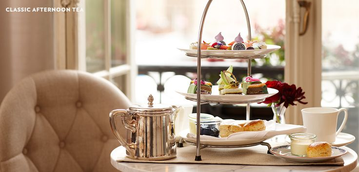 Afternoon Tea | Hotel Diplomat