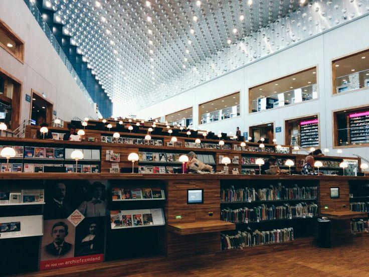 Amersfoort bibliotheek Eemhuis