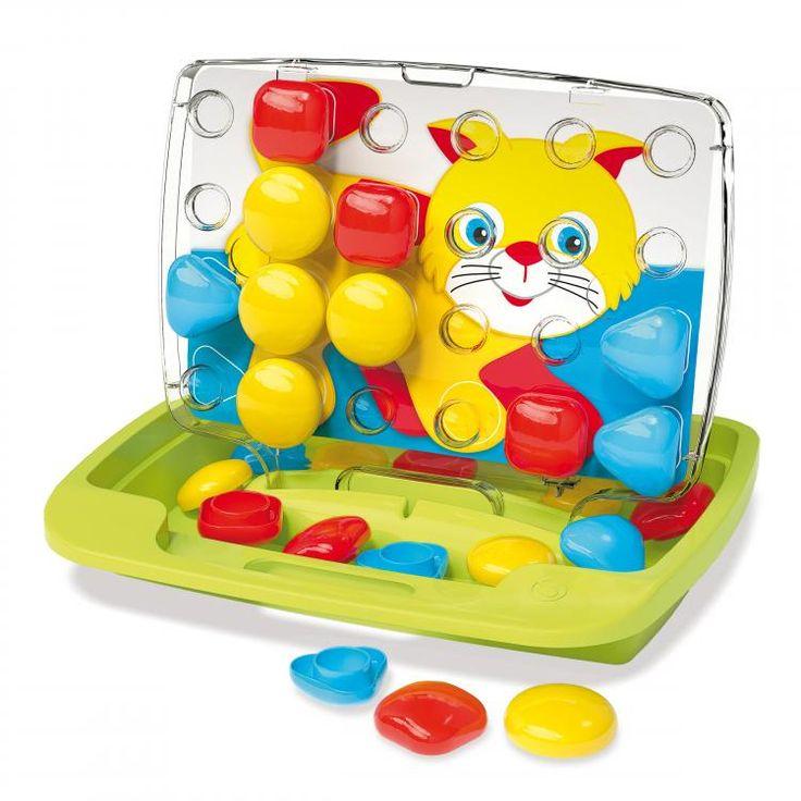 Pixel Baby - - chiodoni e bottoni - 4401| Quercetti