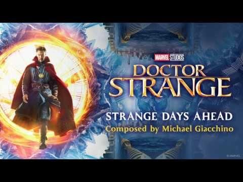 Listen to Michael Giacchino's 'Strange Days Ahead' Score From Marvel Studios' 'Doctor Strange'   News   Marvel.com