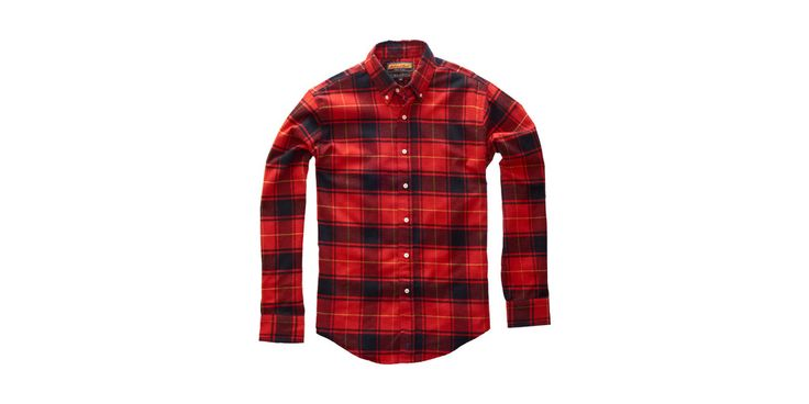 The Scout Shirt, Robin Buffalo Plaid