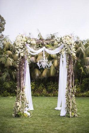 vintage garden wedding ideas