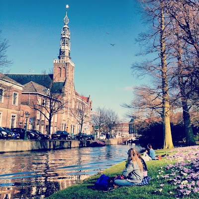 Can I go back here to Leiden!?