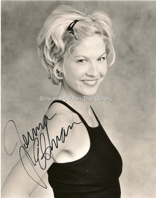 Jenna Elfman Hand Signed Autographed Photo Dharma And Greg