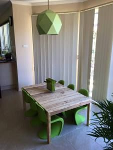 Childrens Play table we made for Mini Me Academy Melbourne.