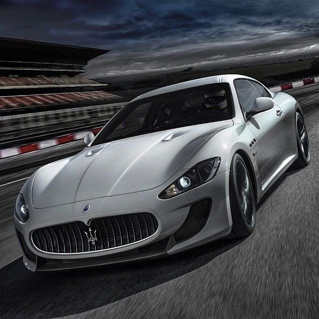 Maserati ground turismo