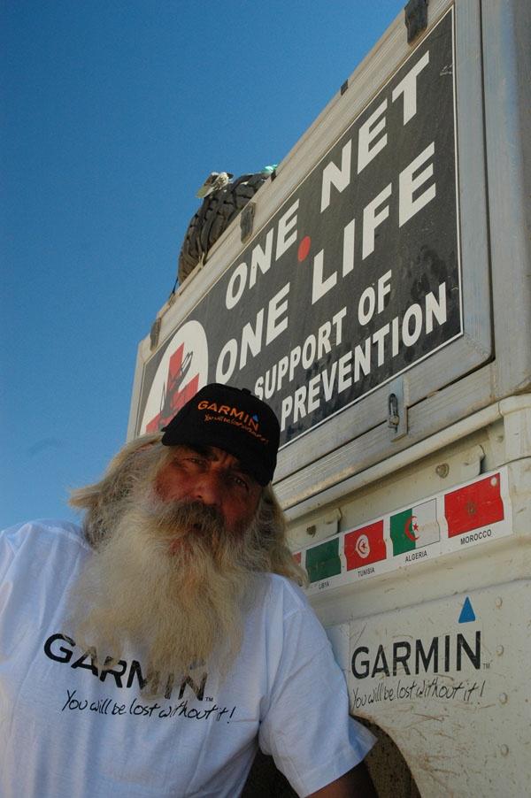 One net One life...fighting Malaria