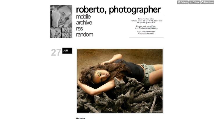 Tumblr Photo:  http://robertophoto.tumblr.com/