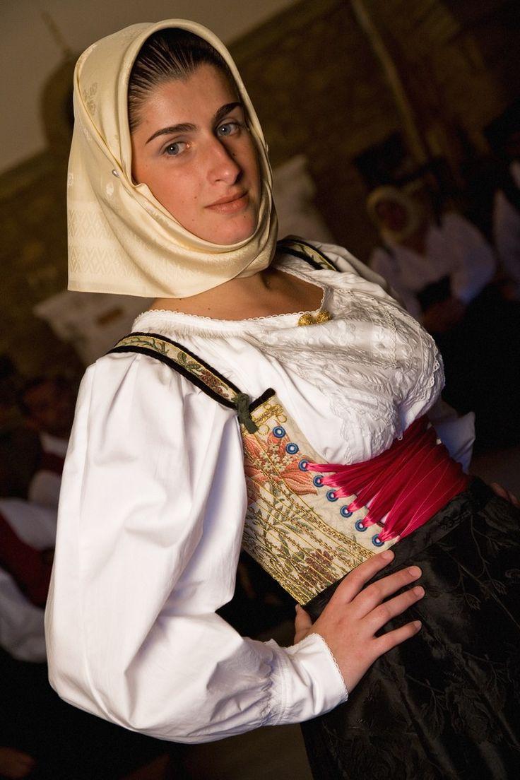 Traditional #Costumes #Berchidda #Sardegna