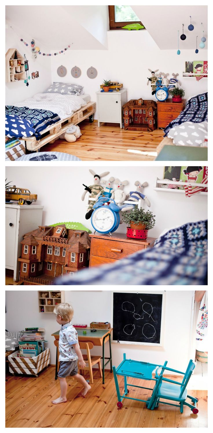Eclectic room - Petit & Small