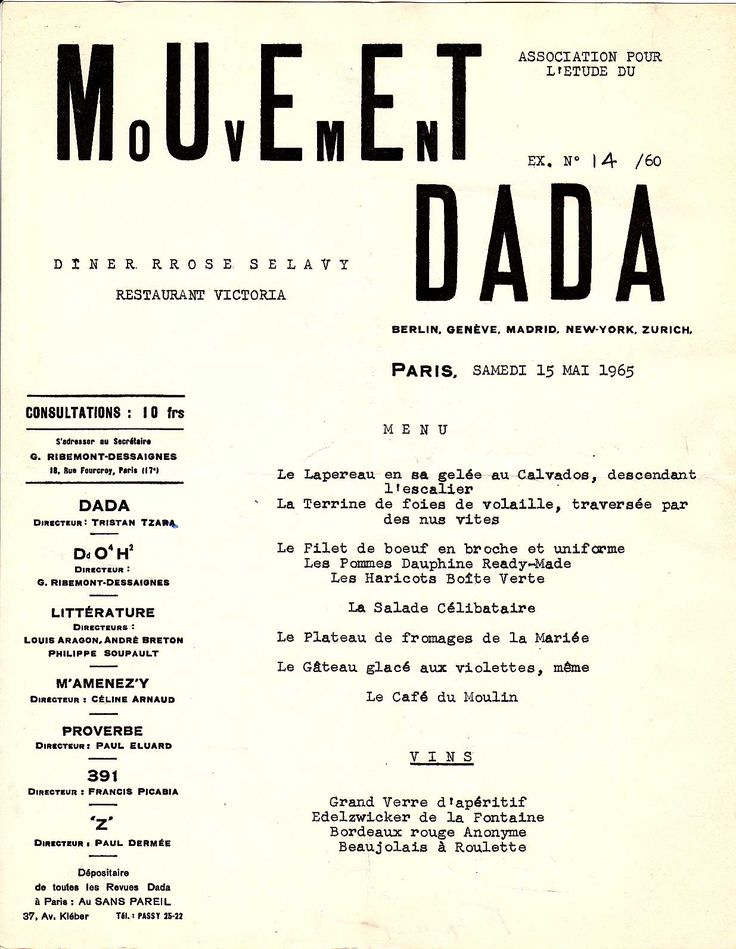 Marcel Duchamp on dadaart.com