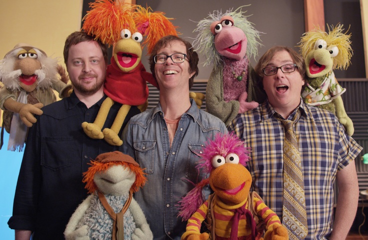 Ben Folds Five + Fraggle Rock