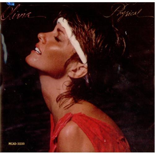 Olivia Newton-John, Physical album, 1981, by Herb RItts