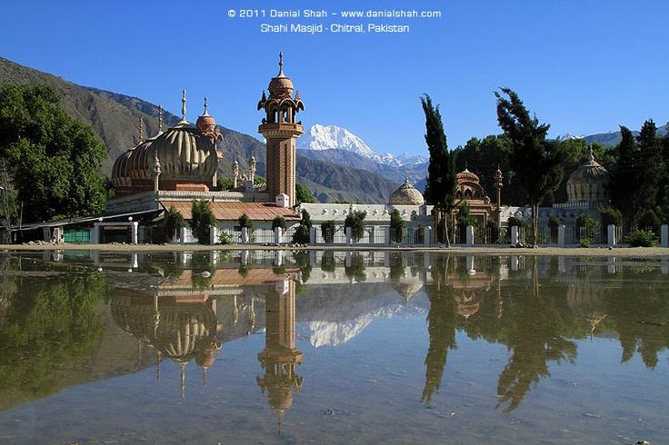 Shahi Masjid, Chitral - Khyber-Pakhtunkhwa, Pakistan