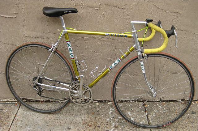 Sold 54cm Kas Vitus Road Bike Road Bike Vintage