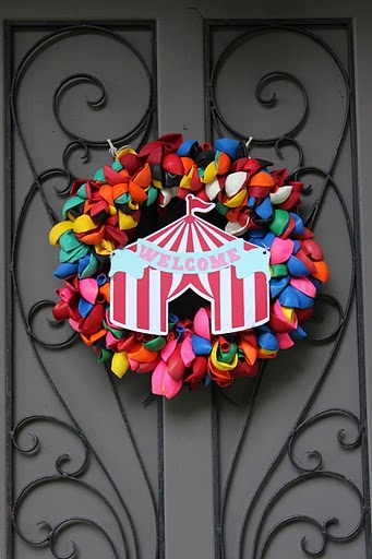 This would be cute for a #circusparty birthday.