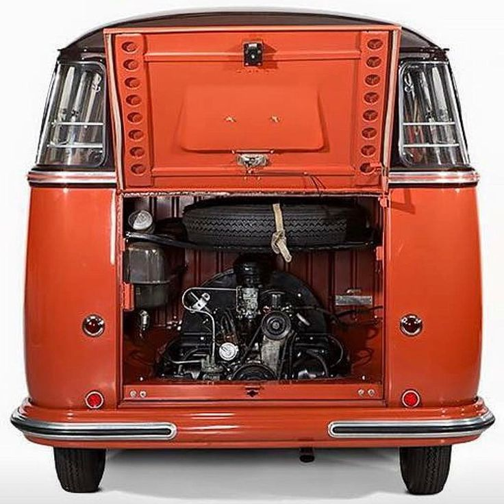 Vw Motor In Porsche: 1114 Best Images About VW/Porsche Aircooled On Pinterest