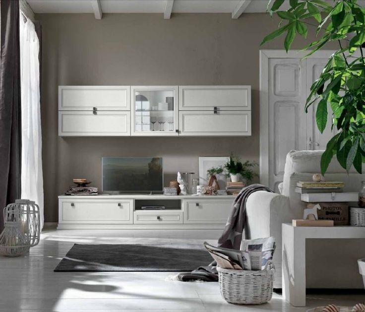 Casa total white | Arredamento estivo, Arredamento, Idee ...