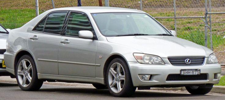lexus 250 is 2003