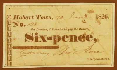 Before Federation: To 1900 | Reserve Bank of Australia Museum ...