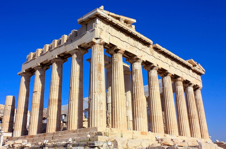 the history #travel #Greece
