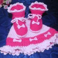 Scarpette e cappellini bebè