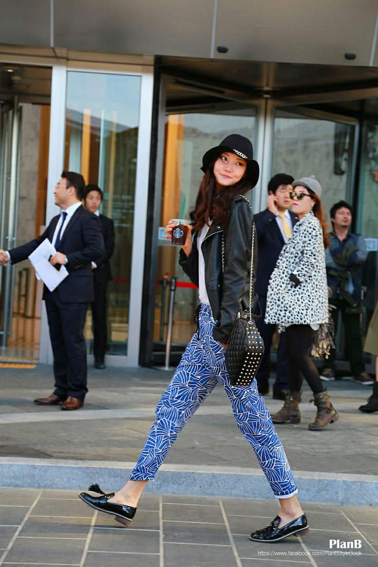2014 Street Fashion Trends For Women Images Galleries With A Bite