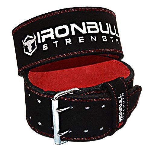 PowerLifting-Belt-10mm-Double-Prong-4-inch-Wide-Heavy-Duty-for-Extreme-Weight-Lifting-Belt #fitness#weightbelt#strengthtraining