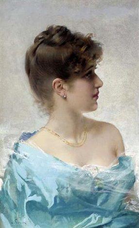 """Portrait Of A Lady"""